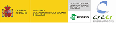 Logo Ministry of Health, Social Services and Equality